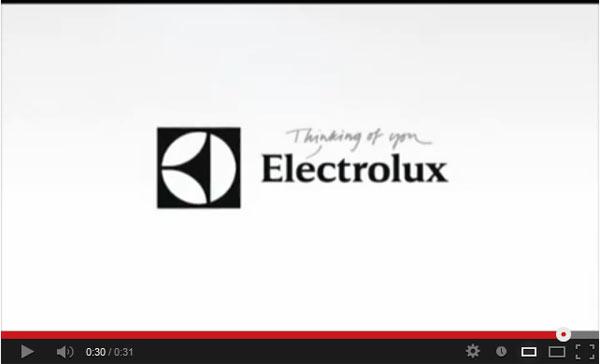"""อีเลคโทรลักซ์ แนะนำ """"The Inspiration"""" รุกตลาดเครื่องใช้ไฟฟ้า"""