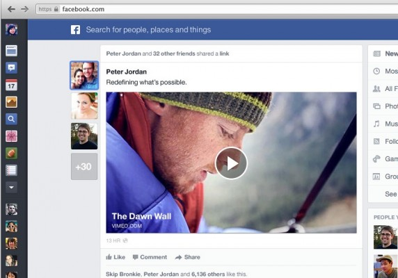 [แจกฟรี] คู่มือ Facebook News Feed แบบใหม่สำหรับนักการตลาด