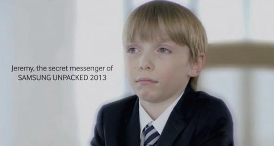 โฆษณา Samsung Galaxy S4 ต้องการสื่ออะไร?
