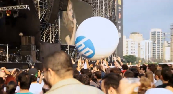 HP Photoball เทคนิคเพิ่มความสนุก-ความทรงจำในงานอีเว้นท์