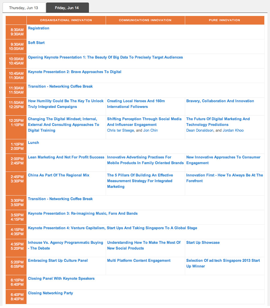 Adtech2013-agenda2