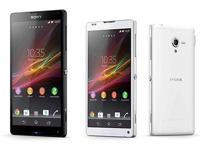 โซนี่ แนะนำสมาร์ทโฟนน้องใหม่ Xperia™ ZL