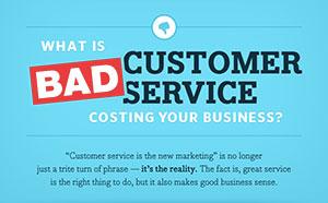 ต้นทุนสูงที่เกิดจาก Bad Customer Service