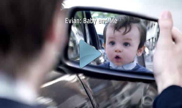 ไวรัลอีกแน่นอน..กับเวอร์ชั่นใหม่ของ Evian Babies Dance ครั้งนี้ 'Evian Baby & Me'