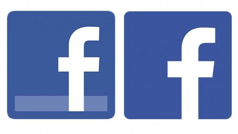 สังเกตเห็นมั้ย Facebook ปรับโลโก้ใหม่