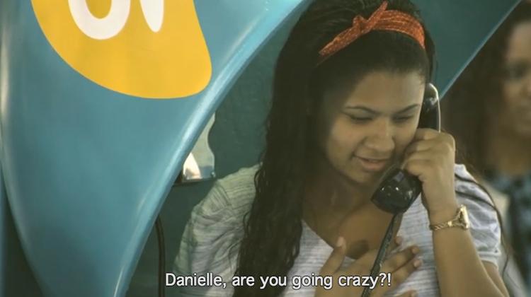 ค่ายโทรศัพท์บราซิลแข่งขันบอกความรักด้วยเรื่องลับๆ กับแม่