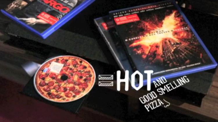 โดมิโน่พิซซ่า ให้แผ่นดีวีดีช่วยขายพิซซ่าได้อย่างไร?