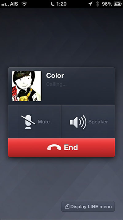 gend-LINE-free-call