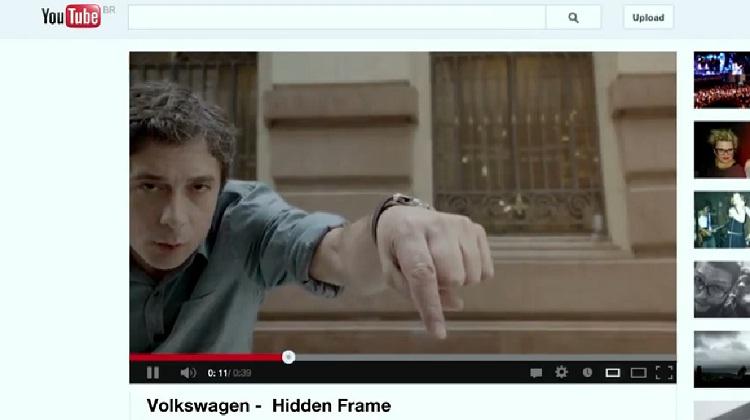 Volkswagen ใช้ฟีเจอร์ YouTube ขายคุณสมบัติใหม่สุดเนียน