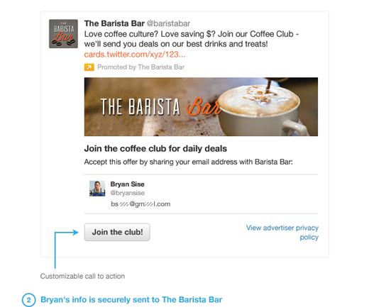 "Twitter เตรียมเพิ่มปุ่ม ""Join"" สมัครส่วนลดได้ผ่านข้อความทวีต"