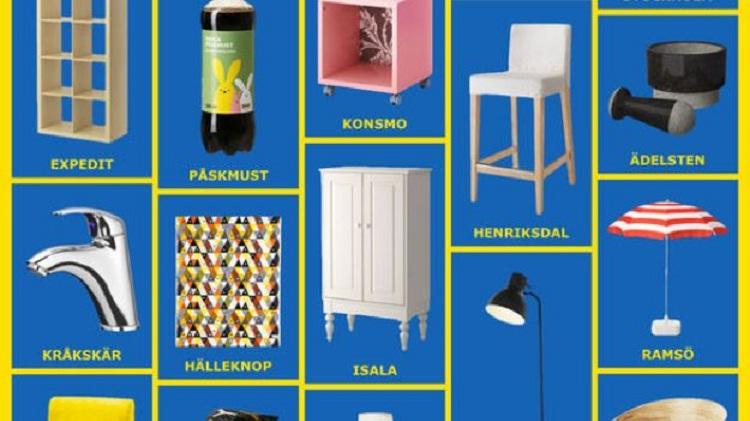 Ikea เปิดเว็บไซต์สอนอ่านชื่อสินค้าภาษาสวีเดน