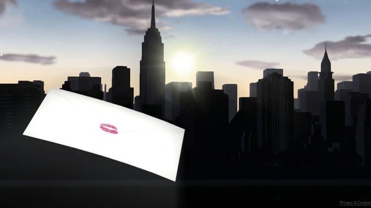 Burberry ร่วมมือ Google ส่งจูบไปทั่วโลก