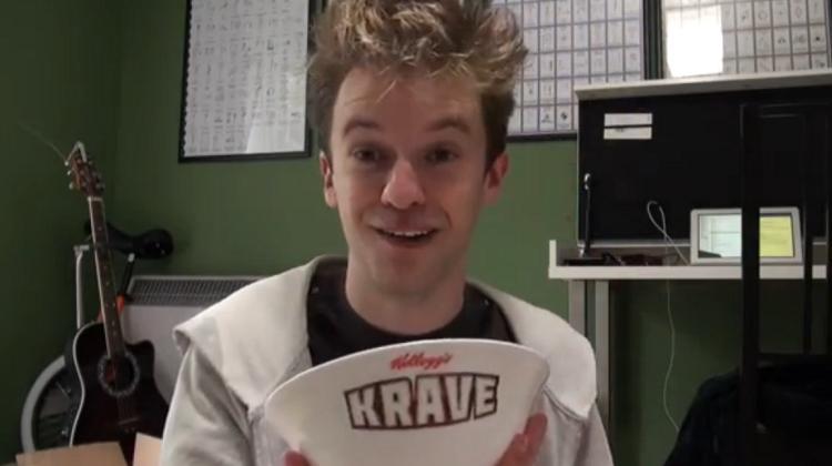Kellogg's ยึด YouTube โปรโมทแคมเปญ Krave