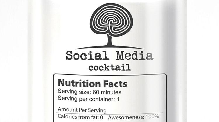 บริหารเวลากับ Social media เพียง 60 นาทีต่อวัน