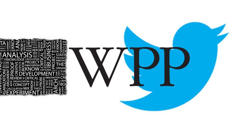 WPP + Twitter ประกาศความร่วมมือทางธุรกิจ