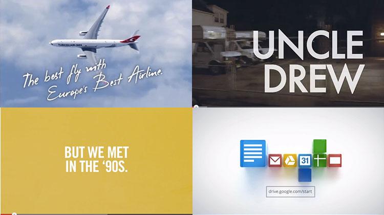 ลุ้นรางวัลจาก Cannes กับ 10 สุดยอดงานโฆษณาบน YouTube