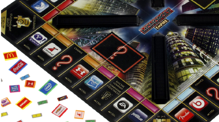 Monopoly Empire เกมเศรษฐีสำหรับคนบ้าแบรนด์