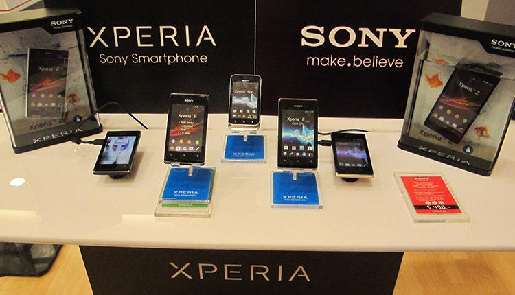 โซนี่ จับมือ ชิชาง ขยายช่องทางการจัดจำหน่าย Sony Experia