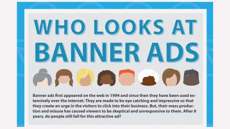 ใครบ้างที่คลิ้กดู BANNER ADS [INFOGRAPHIC]