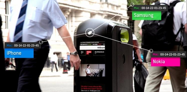 Mobile Marketing รูปแบบใหม่ ใช้คู่กับถังขยะอัจฉริยะ