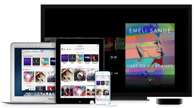 รู้จัก iTunes Radio แอปฯ ฟังเพลงฟรีจากแอปเปิล ที่มีแบรนด์ใหญ่จ่อลงโฆษณาเพียบ!