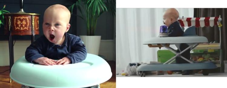 ซัมซุงใช้ทารก+CG ในโฆษณาใหม่…กลายเป็นไวรัลในทันที