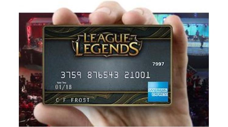บัตรเครดิตใหม่ American Express ให้รางวัลเป็นคะแนนเกมดิจิตอล