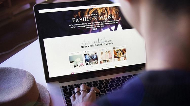 Pinterest เปิดตัวแหล่งรวมภาพ New York Fashion Week