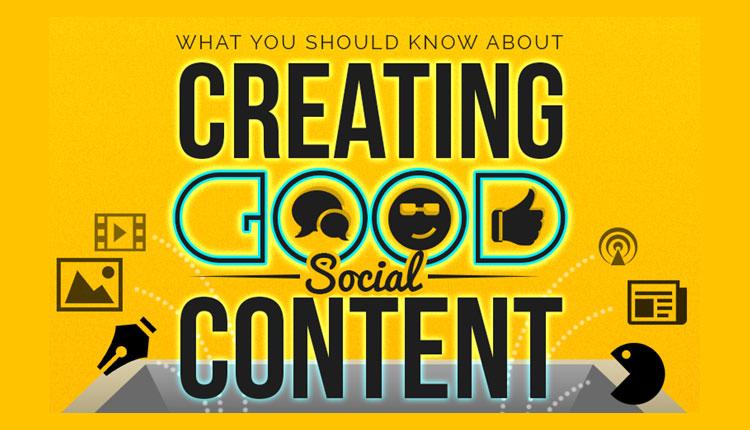 6 สูตรสำเร็จในการสร้าง SOCIAL CONTENT ที่เวิร์ค!!