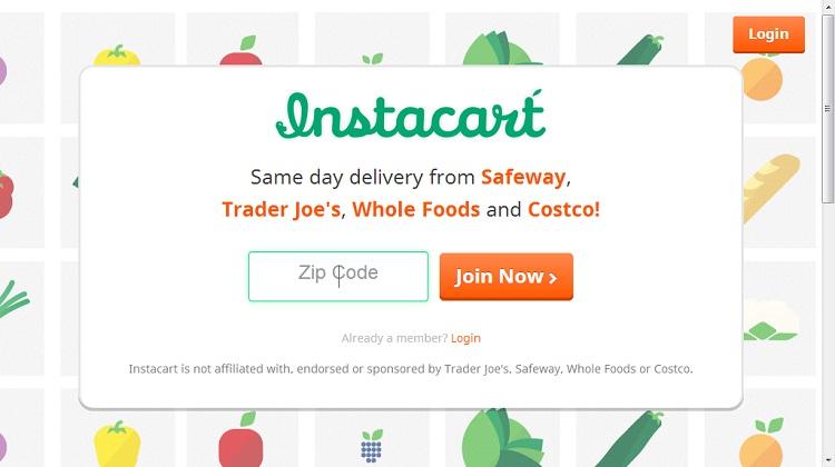 มี Instagram แล้วก็ต้องมี Instacart !?
