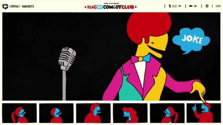การกุศลอังกฤษจับมือ Google ตั้ง Hangout Comedy Club เพื่อระดมเงินบุญ