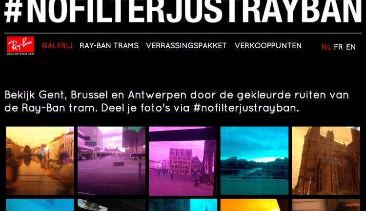 Rayban เปิดแคมเปญประกวดถ่ายรูป พร้อมเทคนิคสร้างภาพสวยโดยไม่ต้องพึ่งฟิลเตอร์