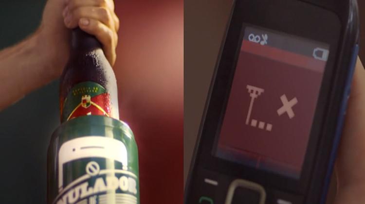 แบรนด์เบียร์กระตุ้นยอดขายในผับด้วยเครื่องตัดสัญญาณโทรศัพท์+ไว-ไฟ