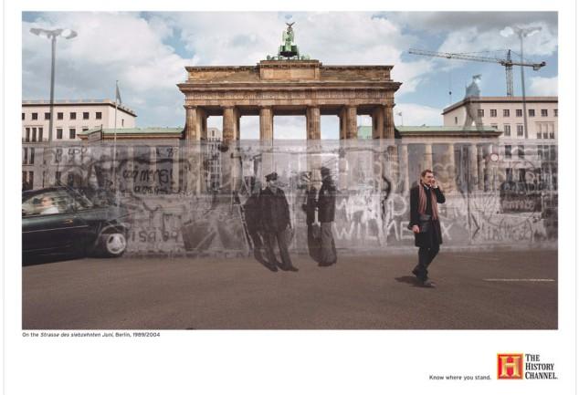 ช่องสารคดีประวัติศาสตร์ออก Print Ads เล่าเบื้องหลังของทุกภาพถ่าย