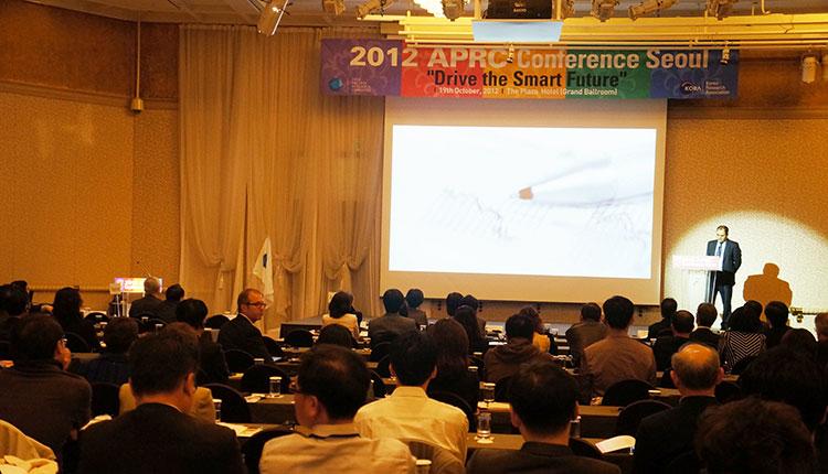 สมาคมวิจัยการตลาดไทยคว้าประชุมวิจัยใหญ่  จัด Asia Pacific Research Committee (APRC 2013) ครั้งแรกในไทย