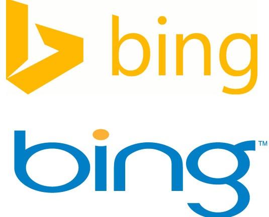 กระแส Flat Design แรง ล่าสุด Bing เปลี่ยนโลโก้ใหม่