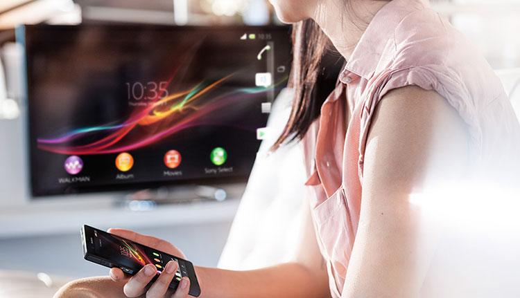 เจาะลึก นวัตกรรม Cloud/NFC เชื่อมข้อมูลผ่าน TV