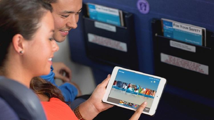 Hawaiian Airlines เตรียมใช้ iPad mini แทนระบบบันเทิงบนเครื่องบิน