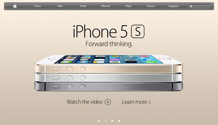 Apple เปิดตัวแล้ว iPhone 5S และ iPhone 5C พร้อมกัน 2 รุ่น