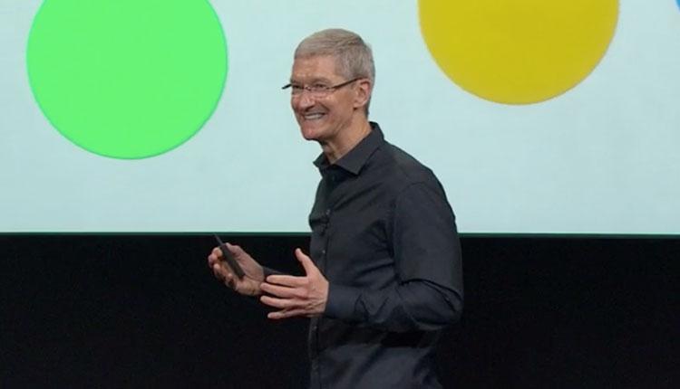 อ่านเกม Tim Cook ผู้บริหาร Apple จากการเปิดตัว iPhone 5s และ 5c