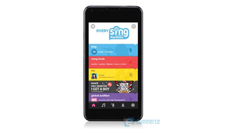 สมาร์ทโฟนแบรนด์ไทยหวังตีตลาด AEC