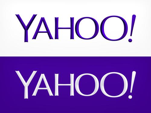 Yahoo เปิดตัวโลโก้ใหม่แล้ว