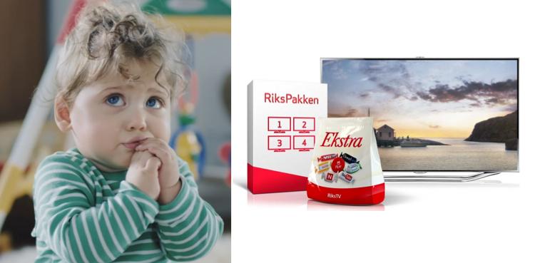 โฆษณาซึ้งๆ ใช้น้ำตาเด็ก ขายเคเบิ้ลทีวี