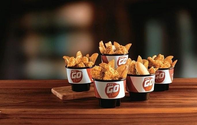 ทำไม KFC แดนมะกันต้องจับไก่กับเฟรนช์ฟรายส์ใส่แก้ว!