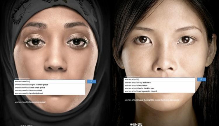 UN ย้ำความเท่าเทียมกันของหญิงชายด้วย Print Ad สุดโดน!