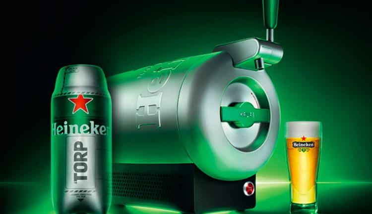 ไฮเนเก้นออกสินค้าใหม่ The Sub เครื่องรินเบียร์สด ดื่มได้ทุกเวลาที่ต้องการ