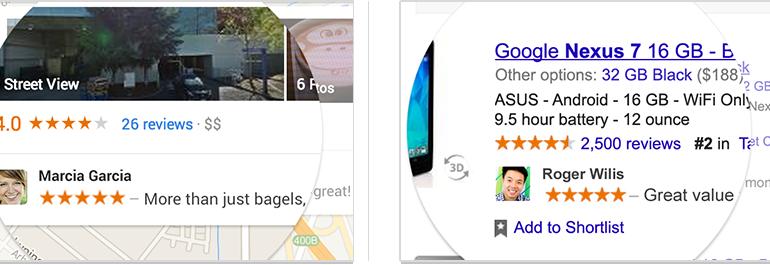 Google Plus จับรูปและชื่อผู้ใช้ใส่โฆษณา (บ้าง)