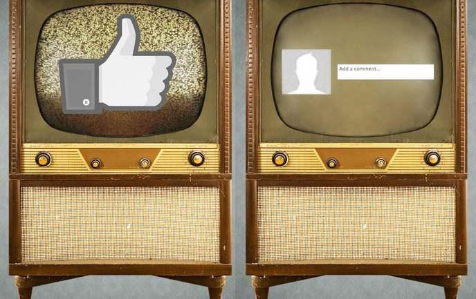 เฟซบุ๊ค ทวิตเตอร์ เปิดศึกจับกระแสจอทีวี