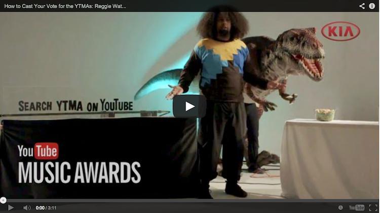 KIA ร่วมมือ YouTube Music Awards เปิดโหวตทั่วโลก