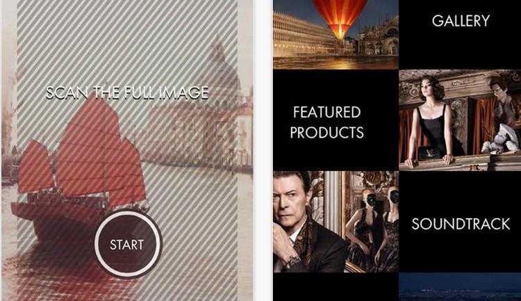 Louis Vuitton Pass แอปฯ ใหม่เชื่อมโยงโฆษณาในนิตยสารมาสู่การเลือกดูแคตาล็อกจากมือถือ